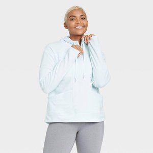 Women's Microfleece Pullover Size L